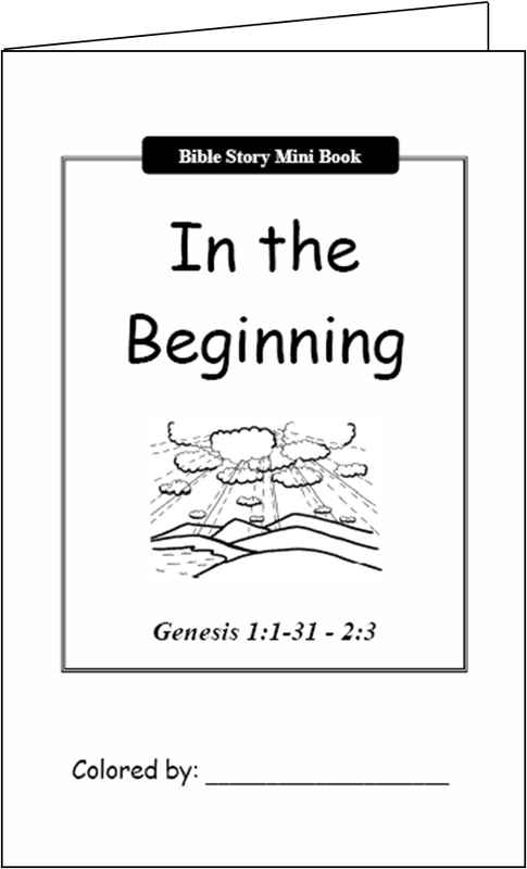 Preschool bible lesson coloring pages ~ Free Sunday School Curriculum - Home